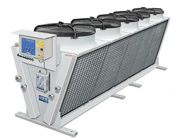 Dry cooler / Droge vloeistofkoeler
