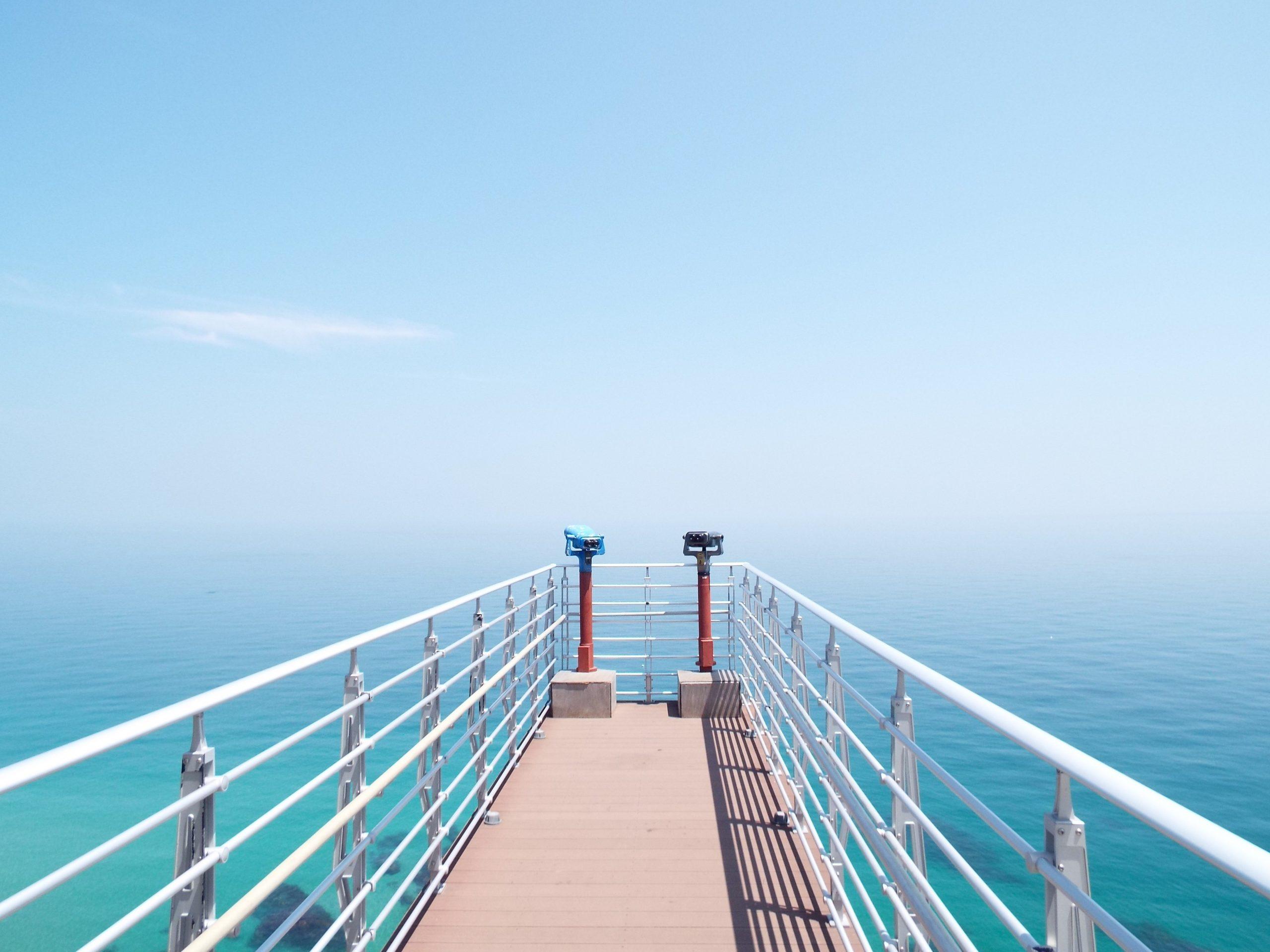 Gangway cruise ship