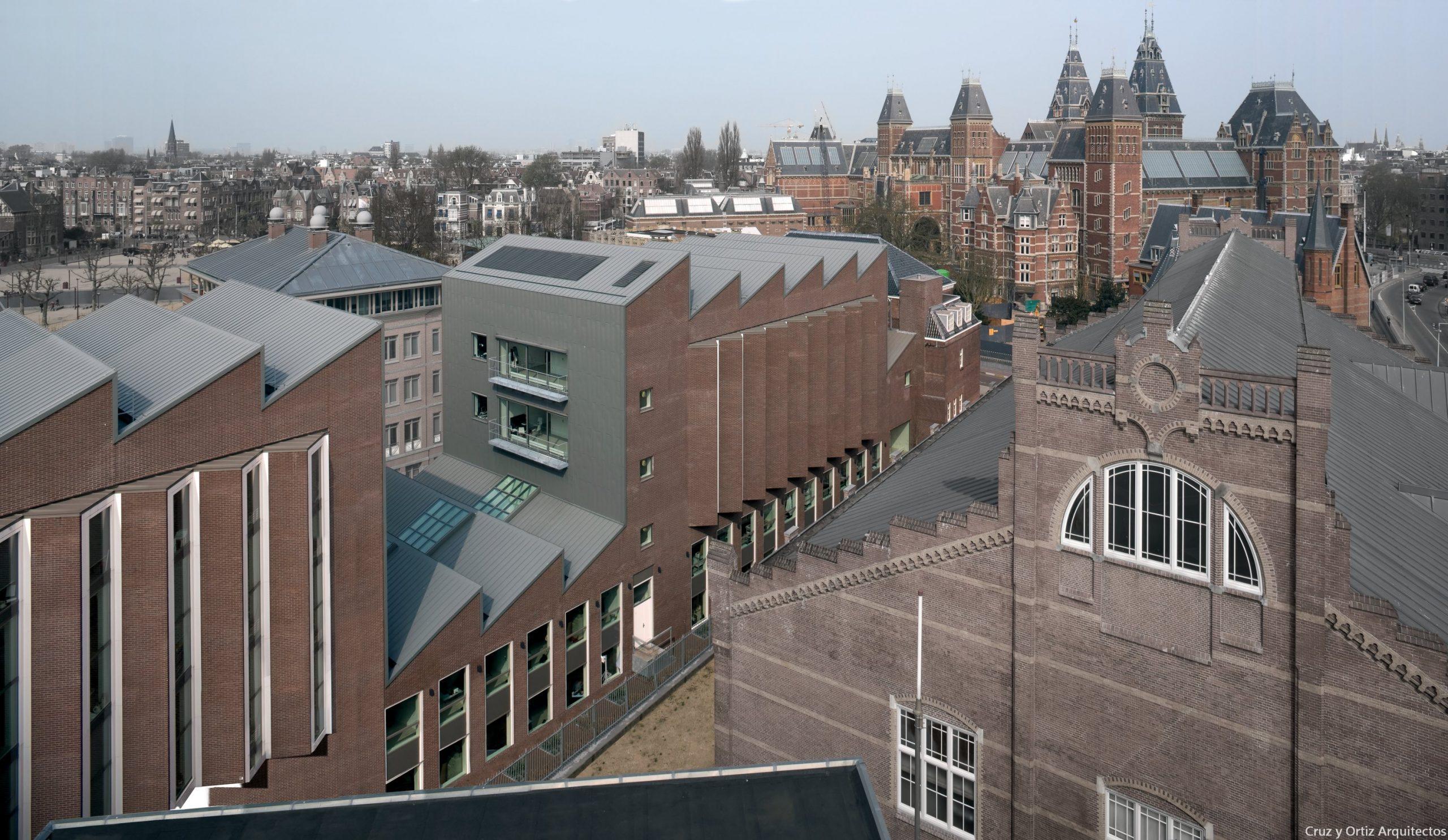 Ateliergebouw Rijksmuseum