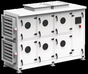 H serie close control air conditioner