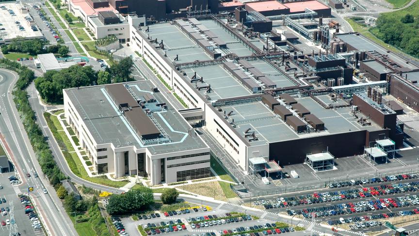 Intel Ireland Leixlip Campus